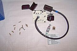 Mercedes 280sl Electrical Switch Plate Instrument Center Cluster 113 Pagoda New