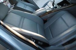 2008-2013 BMW X5 Right Front Passenger Bucket Seat Gray Leather Base 641901