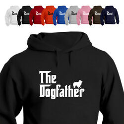 The Dogfather Parody Border Collie Dog Lover Hoodie Gift 881