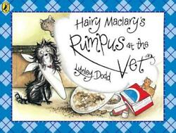 Hairy Maclary's Rumpus At The Vet By Lynley Dodd English Paperback Book Free S