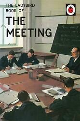 Ladybird Book Of The Meeting By Jason Hazeley English Hardcover Book Free Ship