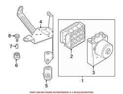 For Bmw Genuine Abs Hydraulic Assembly 34516756291