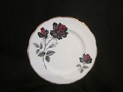 Royal Albert - Masquerade - Scalloped Bread And Butter Plate