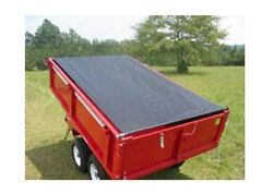 Dump Trailer Tarp System 6and039 X 14and039 Manual Dump Truck