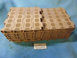 Rexnord, Mat Top Chain Links, 4705/06, 1-1/2 Pitch, 6 Wide, Lot Of 68