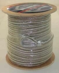 Attwood 117595-1 Double Braid Nylon Anchor Line Rope 1/2 X 200 Ft Gold