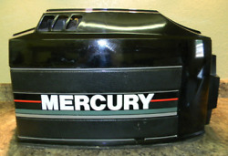 9742a16 9742t88 Mercury 1989-95 Engine Cover Top Hood Cowl Cowling Cover 135 Hp