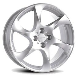 Lorinser Speedy Alloy Wheels Silver Summer Tyre Smart Fortwo Forfour 453 Rdks
