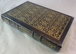 Easton Press Signed Edition Artemis Andy Weir Science Fiction Moon Novel