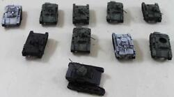 Battlefront FoW WWII Soviet 15mm Loose Mini T-60 Tank Collection #1 NM