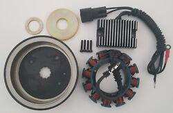New Harley Davidson 2000 Twin Cam 88 Softail Charging System W/sealed Rotor
