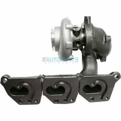 New Turbocharger From Vin Y3040001 Fits 1999-2003 Saab 9-5 90490711