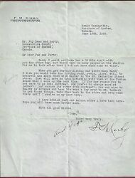 Fred M. Kirby Woolworth Partner Typed Letter Signed 1928 Coa Uacc Rd 036