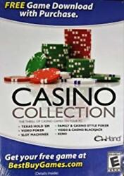 Casino Collection Pc Cd Onhand Poker Video Slot Machines Blackjack Cards Games