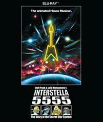 Interstella 5555 - Blu-ray 1080i Compatible Player Required