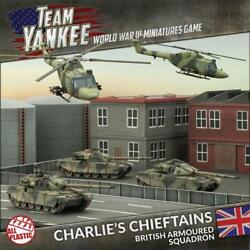 Battlefront FoW WWII Soviet 15mm Charlie's Chieftains Box SW