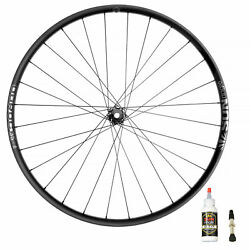 Sun Ringle Duroc 35 Bike Bicycle Front Tubeless Ready Wheel 29 15x100mm And Qr