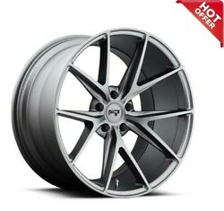19 Niche M116 Misano Anthracite Wheels And Tires
