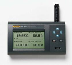 Fluke 1622A-H-156 Hygrometers - Measure Temperature: Yes Dual Display: Yes