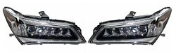 Left And Right Genuine Composite Headlights Headlamps Pair Set For Acura Mdx 14-16