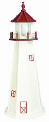 Marblehead Ohio Lighthouse Lake Erie Great Lakes Working Replica Amish Made Usa
