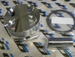 Cp Pistons For Ford Mustang Focus Rs 2.3l Eco Boost 87.5mm Bore 9.5 Compression