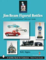 New, Jim Beam Figural Bottles An Unauthorized Collector's Guide W 600+ Photos