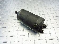 1987 85-90 Bmw K75 K75c Starter Motor Solenoid Unit Oem Tested