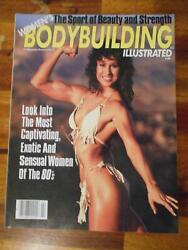 Women's Bodybuilding Illustrated Muscle Photo Book Ms Olympia Rachel Mclish 3-84