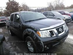 Rear Axle 6 Cylinder 4WD Crew Cab Automatic Fits 05-17 FRONTIER 2695351
