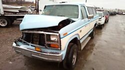 Heater Core Copper Core Fits 80-96 BRONCO 5854285