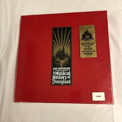 A Musical History Of Disneyland Park Exclusive Limited Edition Box Set 6 Cdand039s +