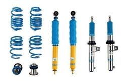 For VW Golf TDI S SE SEL Front and Rear Suspension Kit Bilstein B16 48-230032