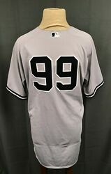 Aaron Judge 2018 OPENING DAY Game Used Yankees Jersey Sz 52 MLB Hologram STEINER