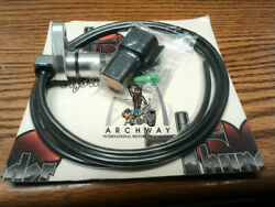 Thunder Heart Electronic Speedometer Drive Sensor Harley 5 And 6 Speed Trans