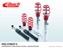 Eibach PRO-STREET-S Coilover for Volvo S40 V50 Pss65-84-006-01-22