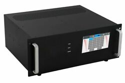 8x8 Hdmi Matrix Switcher With A Touchscreen In An 18x18 Chassis W/2-yr Warranty