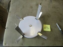 Used Ice Auger For Cornelius Soda Fountain Machine Ed150-bch, Free Shipping