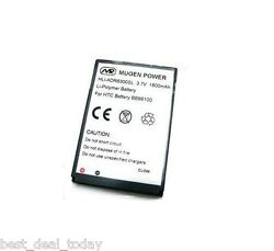 Mugen Power 1800mah Extended Battery For Htc Droid Incredible Adr6300 Verizon