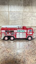 2004 Hess Emergency Truck With Rescue Vehicle Collectible Truck