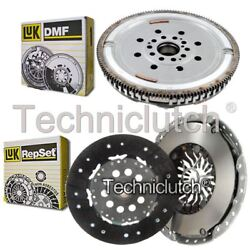 Luk 2 Part Clutch Kit And Luk Dmf For Volvo S60 Saloon 2.4 T