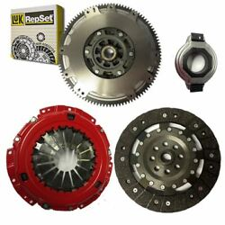 Complete Heavy Duty Clutch Kit And Luk Dmf For A Nissan Almera Saloon 2.2 Dci
