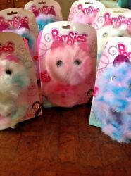 Pomsies Lot Of 7 Patches Snowball Blossom Speckles Pinky Boots 2 Persian Cats