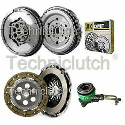 Clutch Kit And Luk Dmf And Csc For Ford Mondeo Hatchback 2.0 16v Di Tddi Tdci