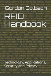 Rfid Handbook: Technology Applications Security and Privacy (Paperback or Soft