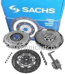 SACHS NEW DUAL MASS FLYWHEEL AND A CLUTCH KIT FOR VW VOLKSWAGEN CADDY 2.0 TDI $522.28