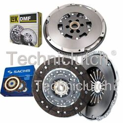 Sachs 2 Part Clutch Kit And Luk Dmf For Audi Tt Coupe 1.8 T Quattro