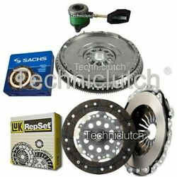 Luk 2 Part Clutch Kit And Sachs Dmf And Csc For Volvo C70 Coupe 2.0 T