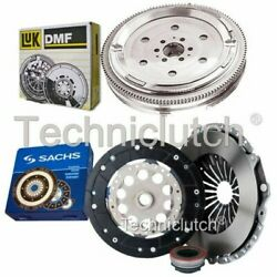Sachs 3 Part Clutch Kit And Luk Dmf For Audi A6 Estate 1.8 T Quattro