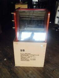 Shoe Store Mirrors Floor Lot 12 Cherry Wood Upscale Nib Fixtures Steve And Barry